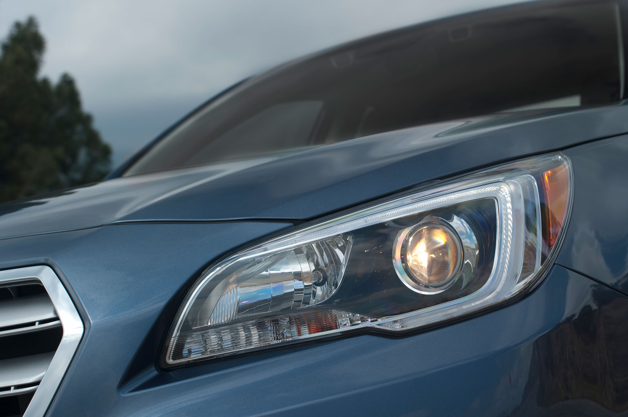 2015 Subaru Legacy 2.5i Limited PZEV Headlamp