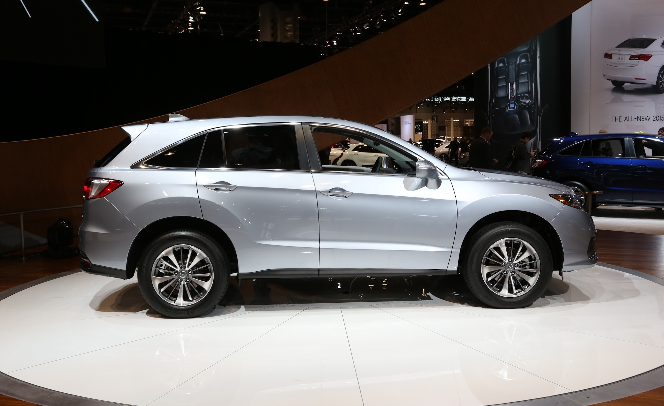 2016 Acura RDX Right Side Exterior