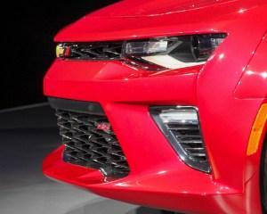 2016 Chevrolet Camaro SS Front Bumper