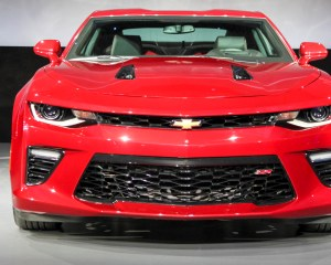 2016 Chevrolet Camaro SS Front End Design