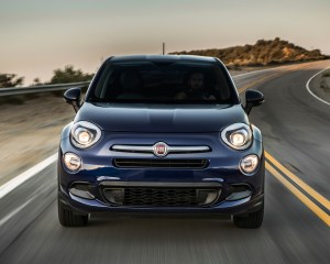 2016 Fiat 500X Easy Performance Front View