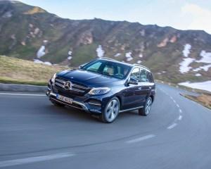 2016 Mercedes-Benz GLE250d 4MATIC Performance