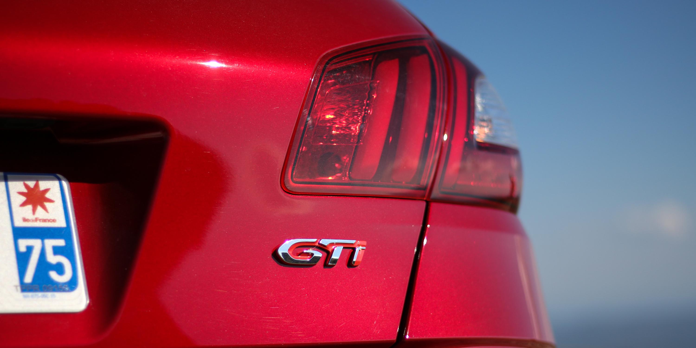 2016 Peugeot 308 GTi 270 Taillight