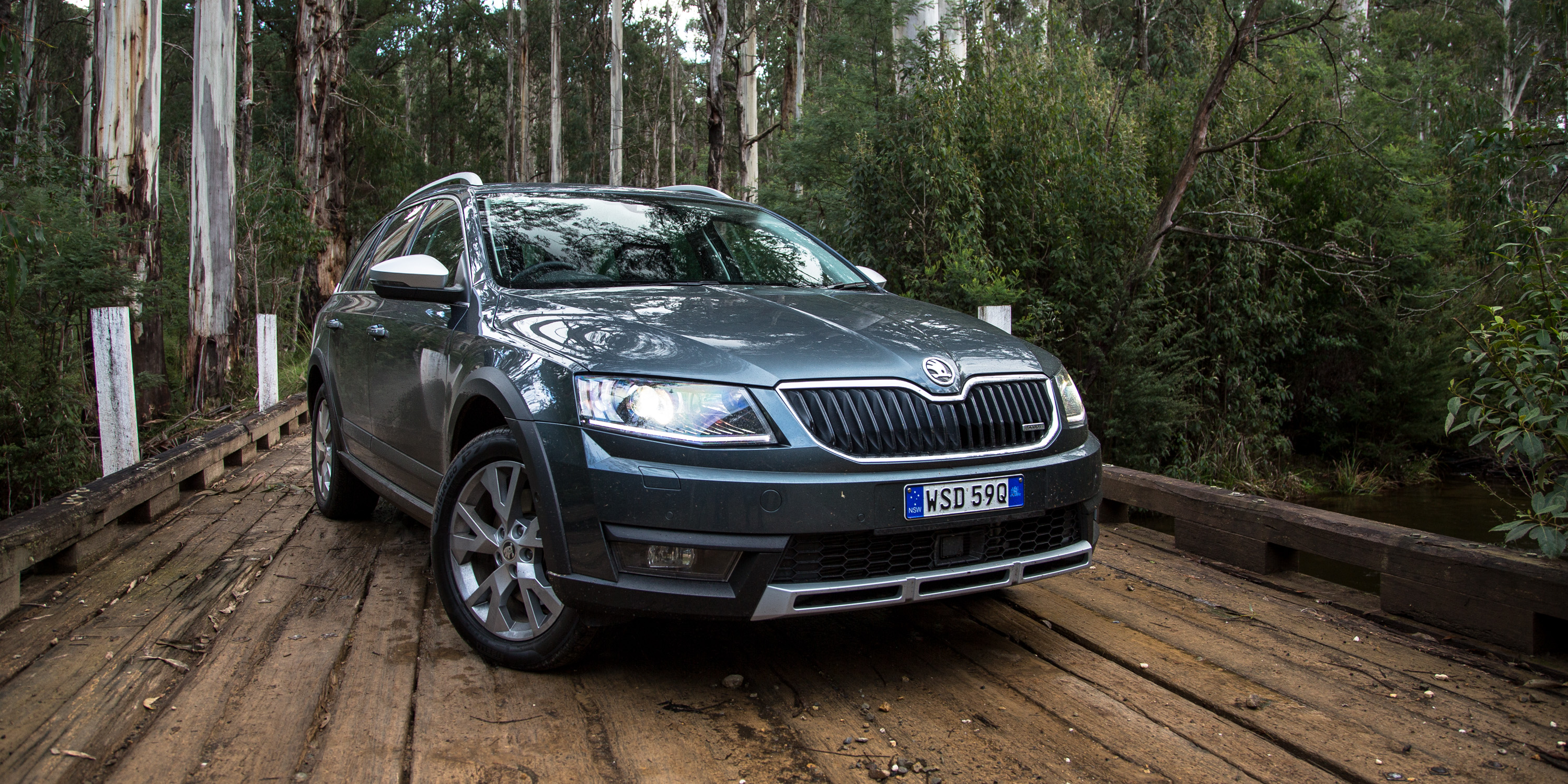2016 Skoda Octavia Scout Preview