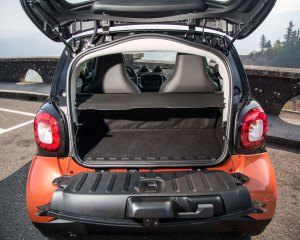 2016 Smart Fortwo Cargo