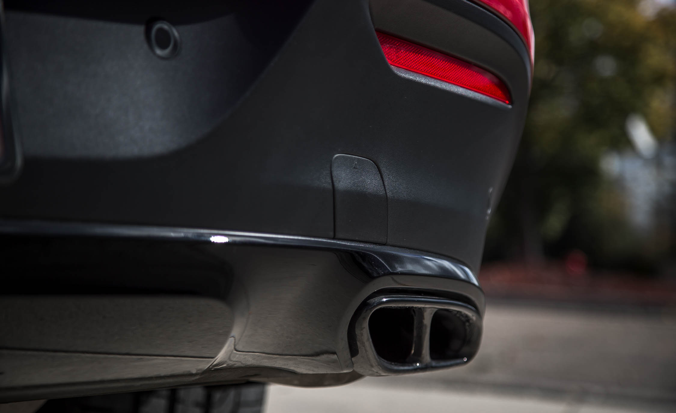 Exhaust Pipe Mercedes-Benz GLE450 AMG Coupe 2016