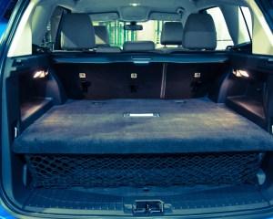 Ford C-Max Energi Cargo Space
