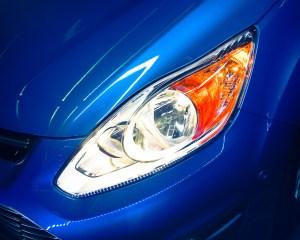 Ford C-Max Energi Exterior Headlamp