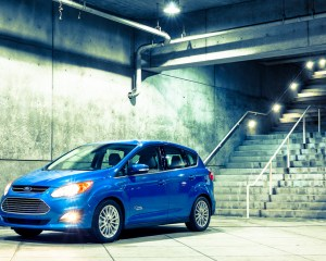 Ford C-Max Energi Exterior Preview