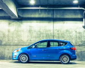 Ford C-Max Energi Exterior Side Design
