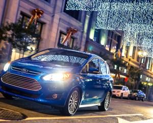 Ford C-Max Energi Performance