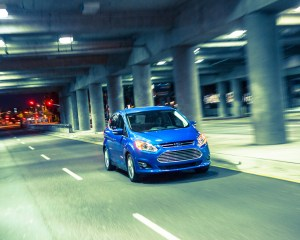 Ford C-Max Energi Test Drive