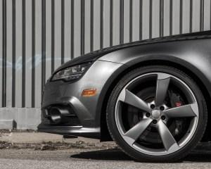 Front Wheel Audi S7 Sedan 2016
