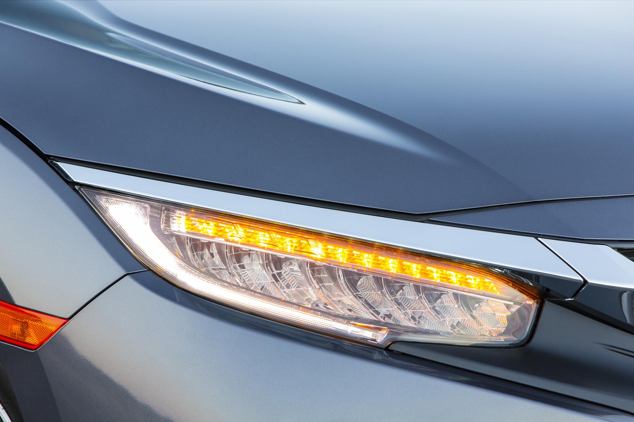 Headlamp Honda Civic Touring Sedan 2016