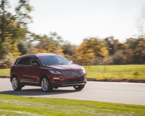 Lincoln MKC 2.3 EcoBoost AWD 2015