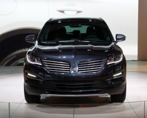 Lincoln MKC 2015 Front End