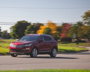 New 2015 Lincoln MKC 2.3 EcoBoost AWD