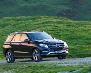New 2016 Mercedes-Benz GLE250d 4MATIC