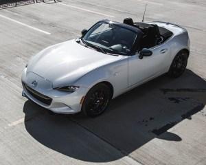 New Mazda MX-5 Miata