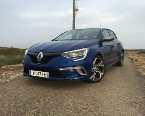 New Renault Megane GT