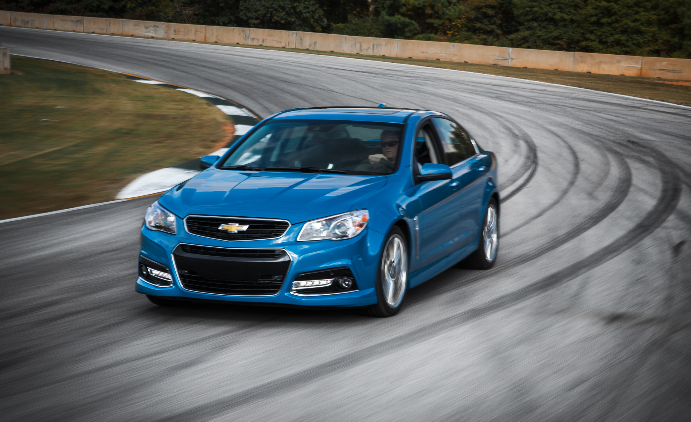 Performance Test 2015 Chevrolet SS