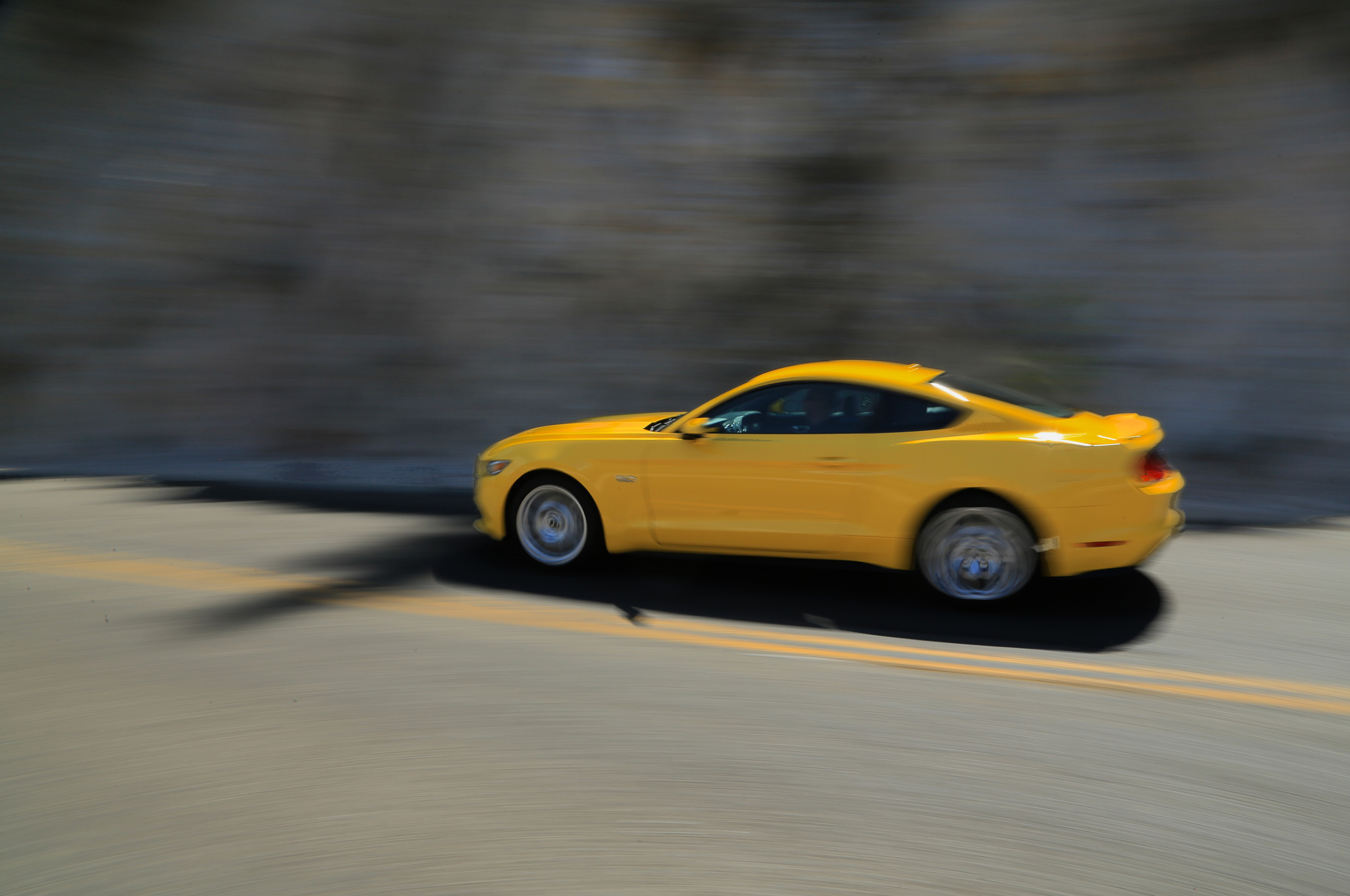 Performance Test Ford Mustang GT 2015