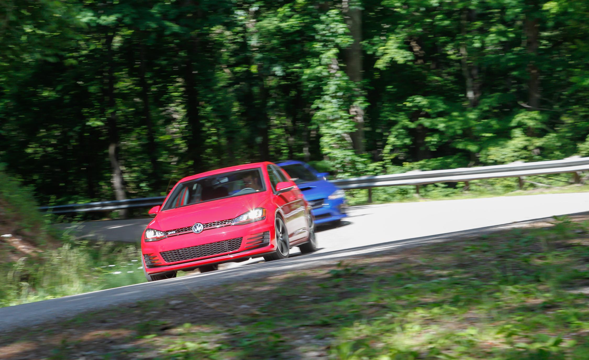 Preview 2015 Volkswagen GTI 5-Door