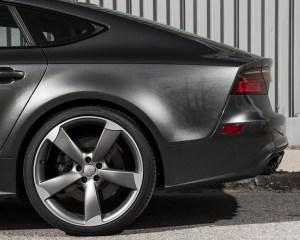 Rear Wheel Audi S7 Sedan 2016
