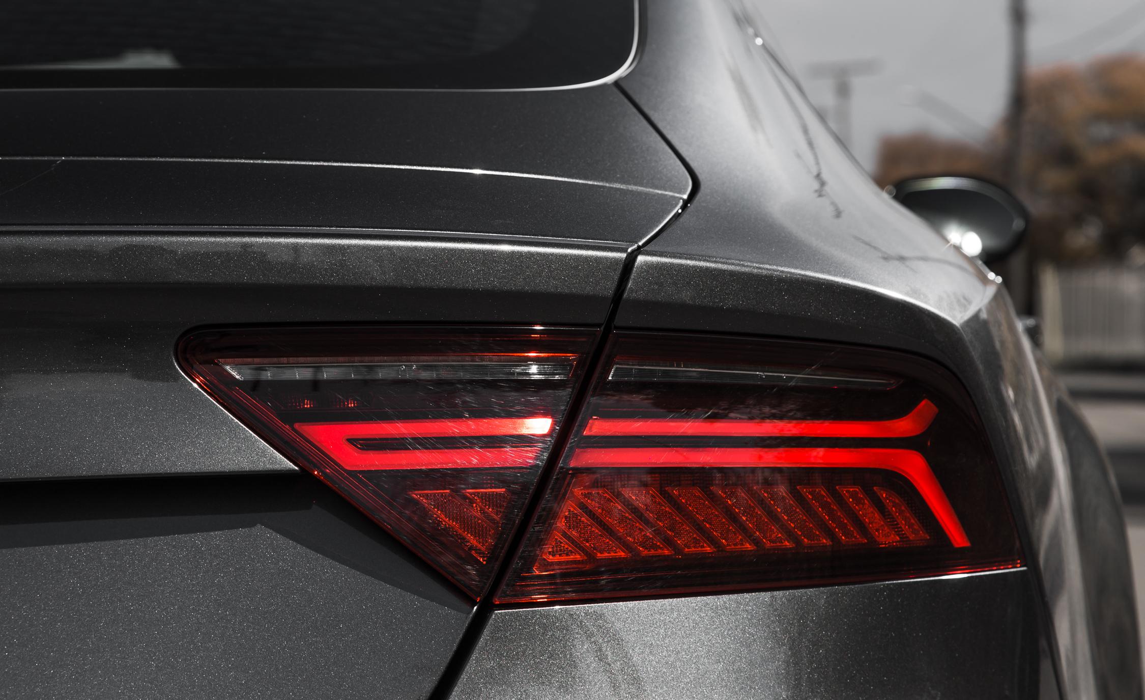 Taillight Audi S7 Sedan 2016