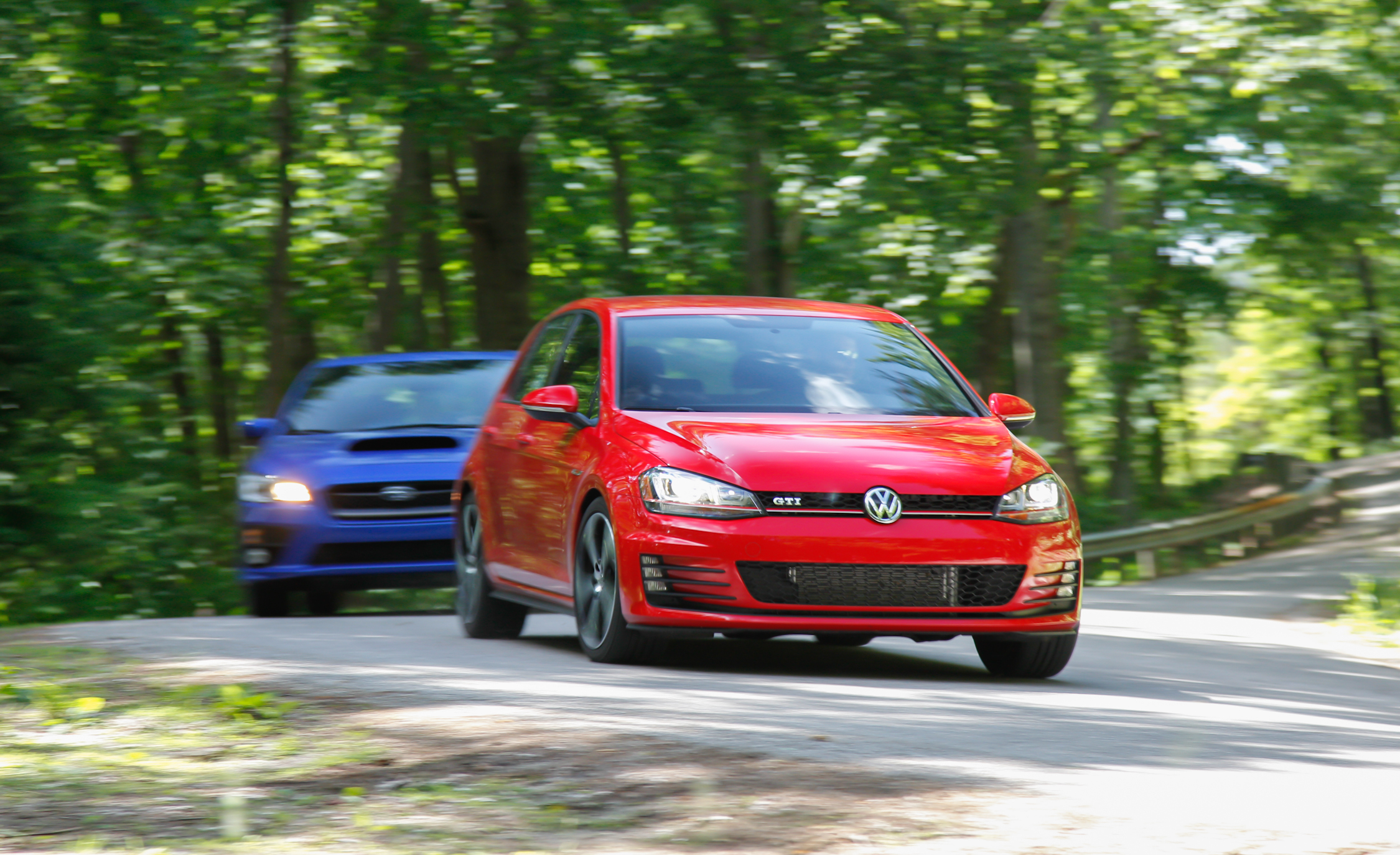 Test Drive 2015 Volkswagen GTI 5-Door