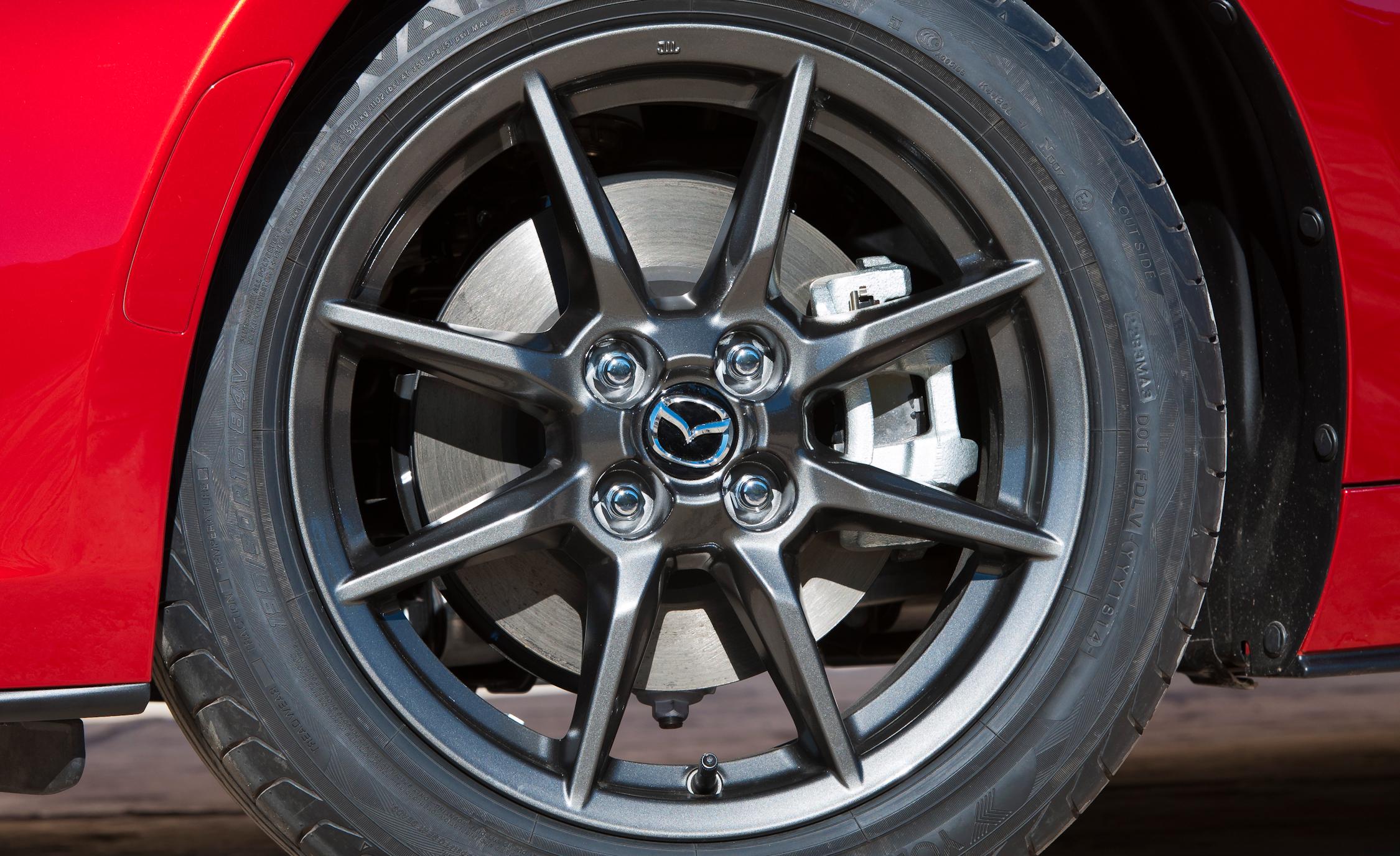 Wheel Trim 2016 Mazda MX-5 Miata