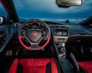 2015 Honda Civic Type R Interior Dashboard