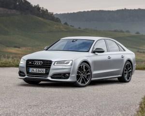 2016 Audi S8 Plus Exterior