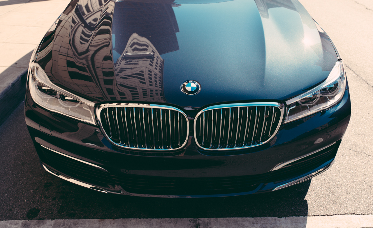 2016 BMW 750i xDrive Exterior Grille