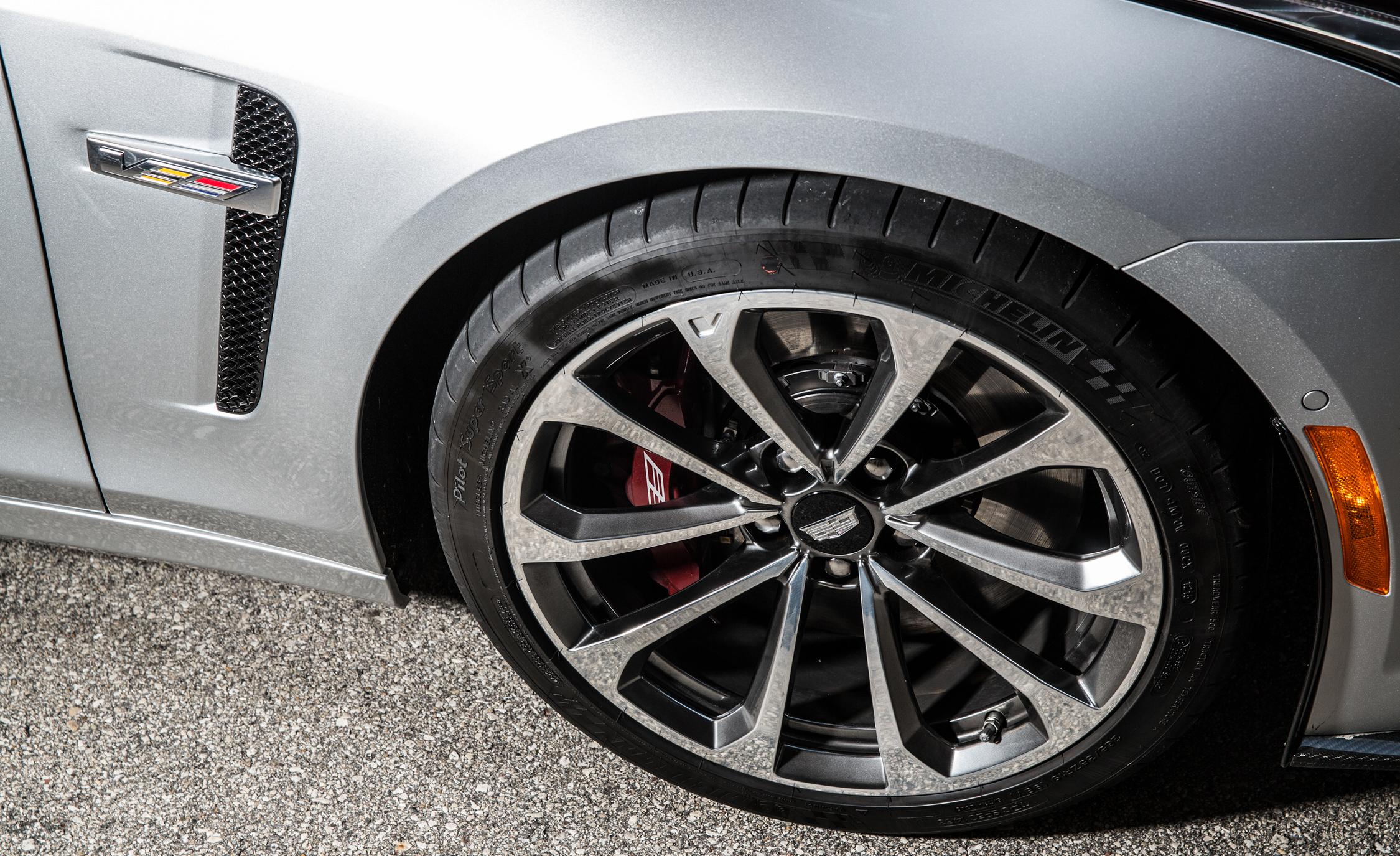 2016 Cadillac CTS-V Exterior Wheel