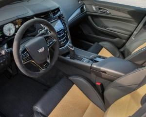 2016 Cadillac CTS-V Interior
