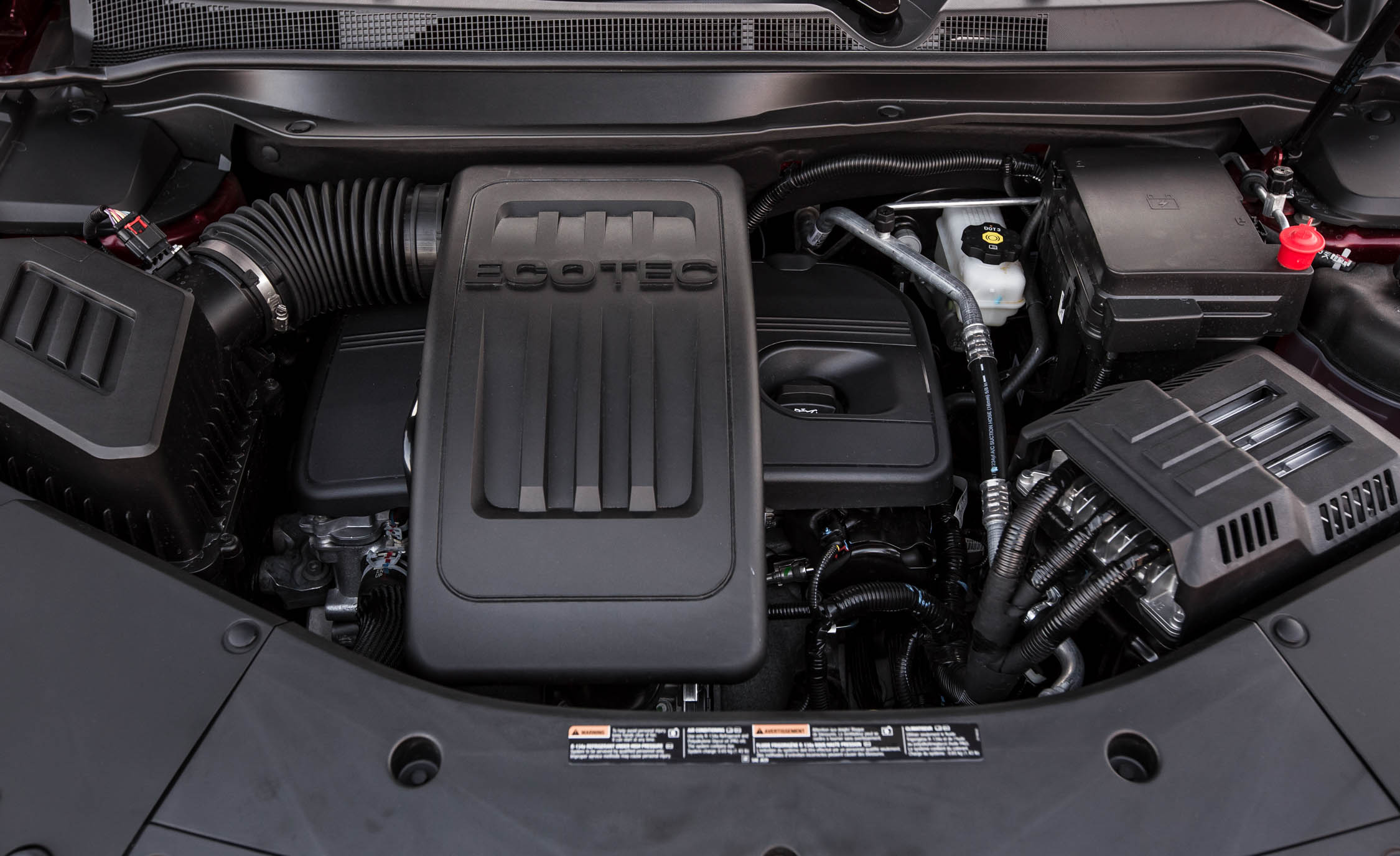 2016 Chevrolet Equinox LTZ Engine