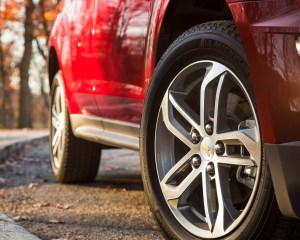 2016 Chevrolet Equinox LTZ Exterior Wheel Trim