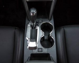 2016 Chevrolet Equinox LTZ Interior Gear Shift Knob