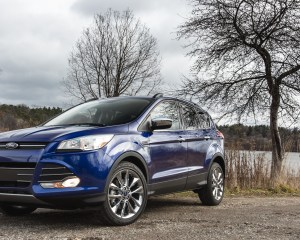 2016 Ford Escape Ecoboost SE Exterior