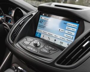 2016 Ford Escape Ecoboost SE Interior Head Unit