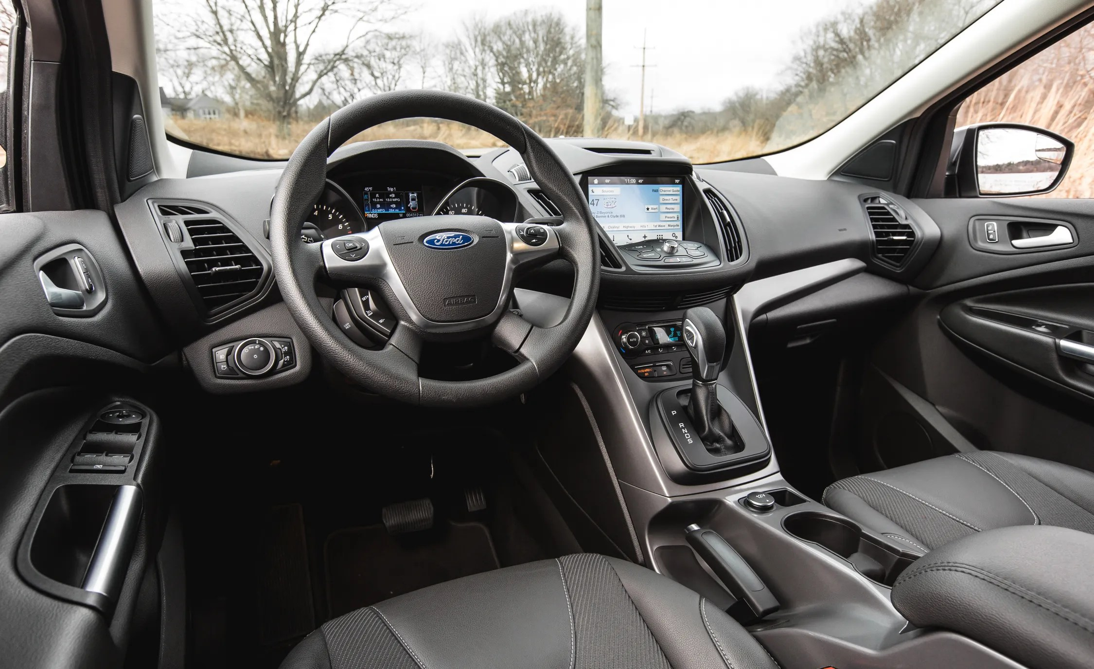 2016 Ford Escape Ecoboost SE Interior