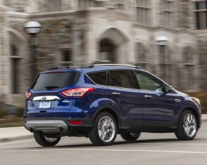 2016 Ford Escape Ecoboost SE Test Drive