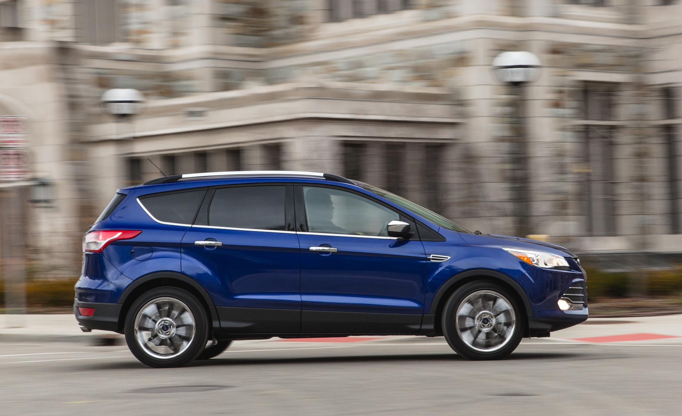 2016 Ford Escape Ecoboost SE