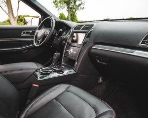 2016 Ford Explorer Sport Interior Front