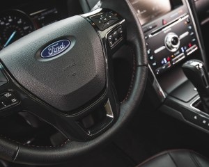 2016 Ford Explorer Sport Interior Steering
