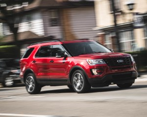 2016 Ford Explorer Sport Test Drive