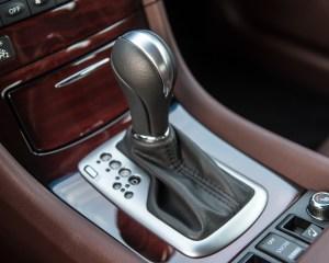 2016 Infiniti QX50 Interior Gear Shift Knob
