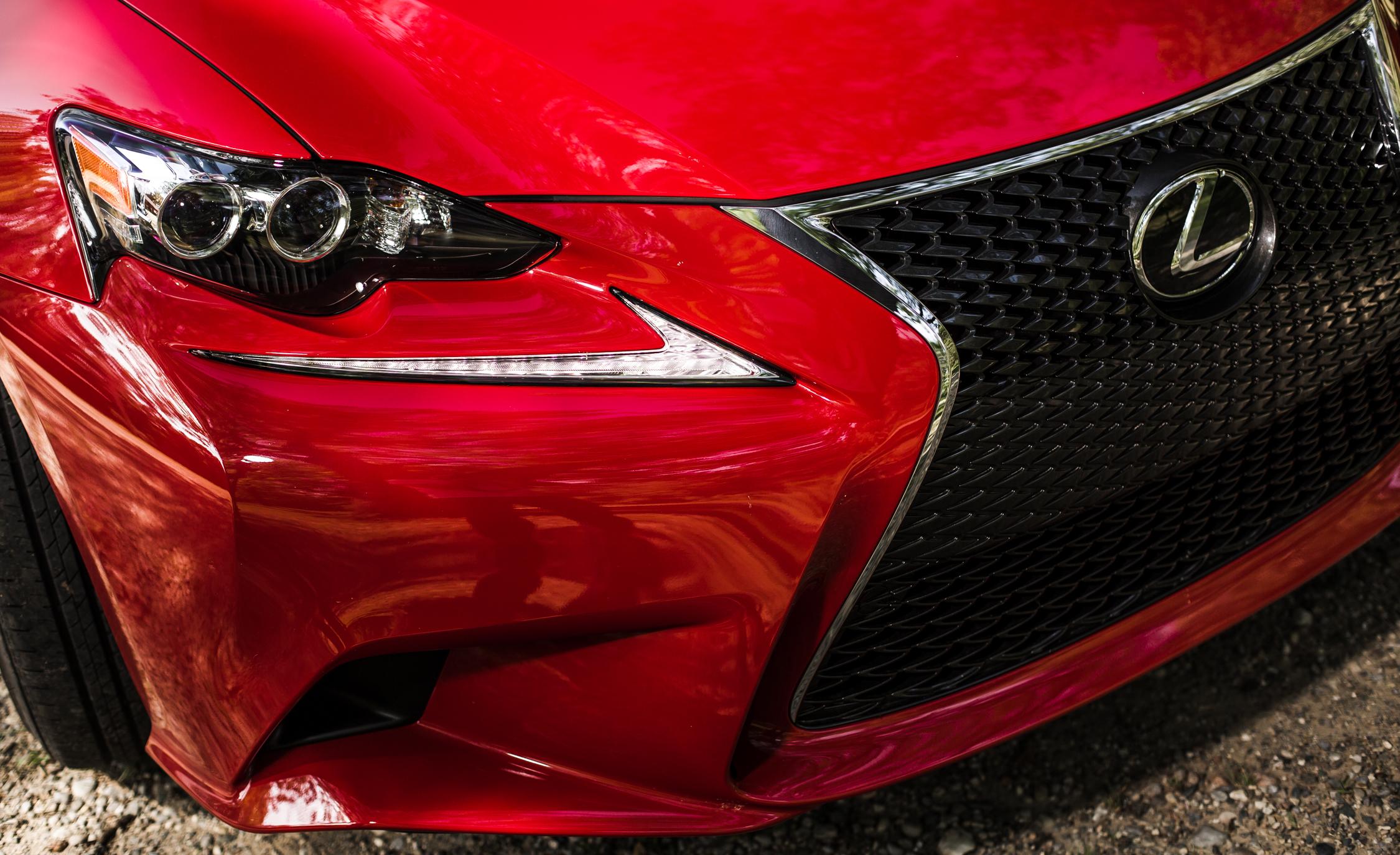 2016 Lexus IS200t F Sport Exterior Headlight Left