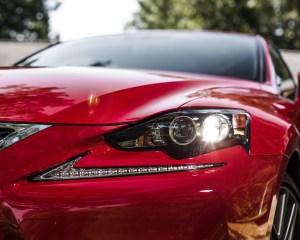 2016 Lexus IS200t F Sport Exterior Headlight Right